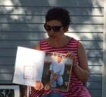 Katina reading for SHS